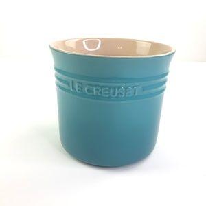 Le Creuset Utensil Crock Pottery Jar